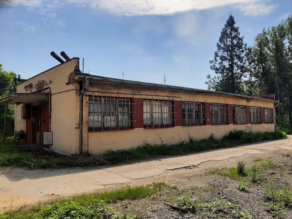 Prostor pro drobnou výrobu